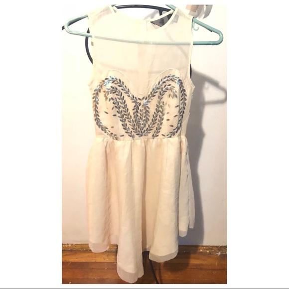 H&M Dresses | H M Dusty Rose Evening Gown | Poshmark